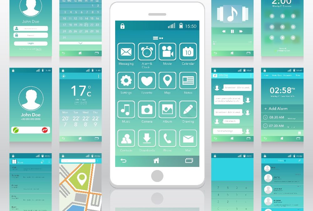 mobile apps features